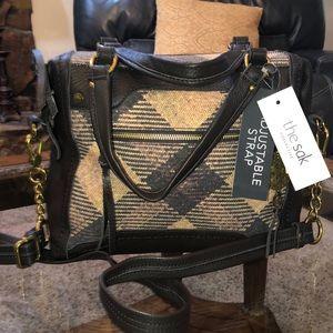 The Sak Tahoe leather purse
